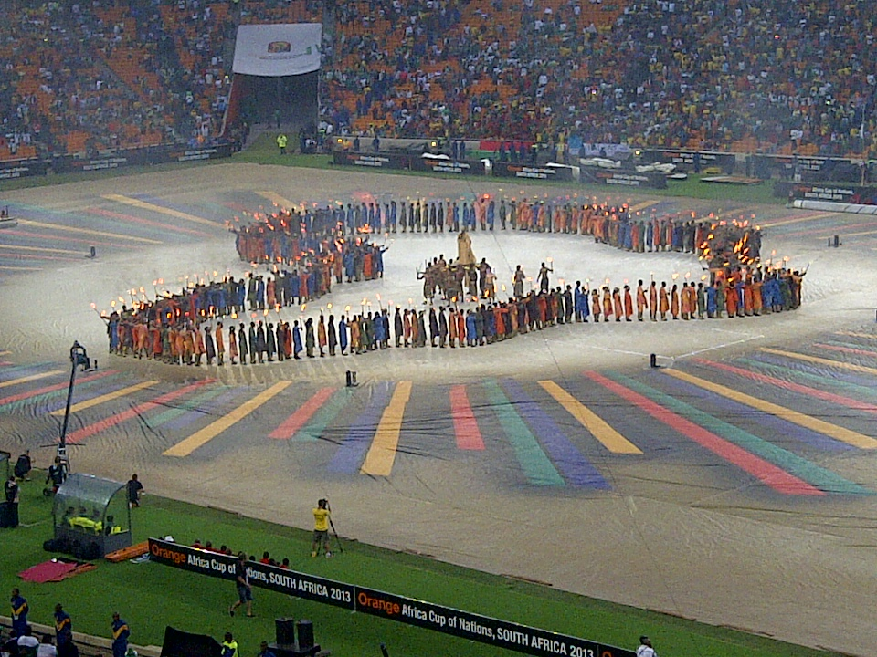 Africa Cup of Nations South Africa 2013