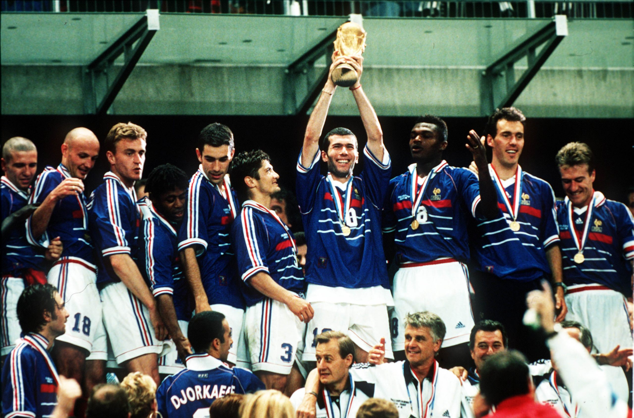 1998 FIFA World Cup France